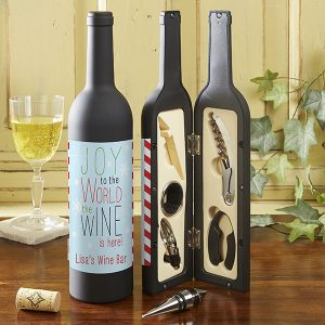 Custom Wine Accessory Kit
