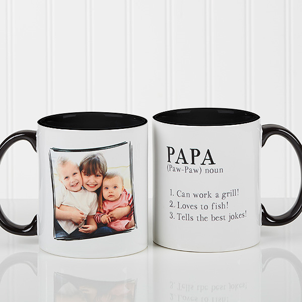 Photo Mug for Grandpa