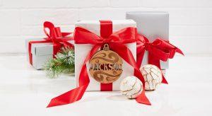 Ornament Gift Tag Idea