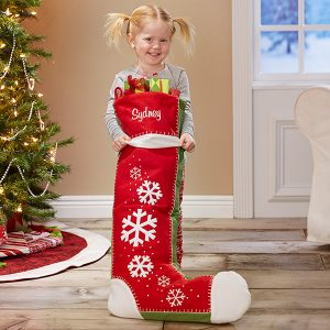 Oversized Christmas Stockings