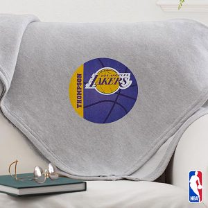 Custom NBA Blanket