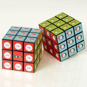 Custom Rubick's Cube