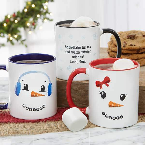 Hot Cocoa Mugs for Kids