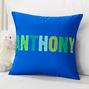 Kids' Name Pillow