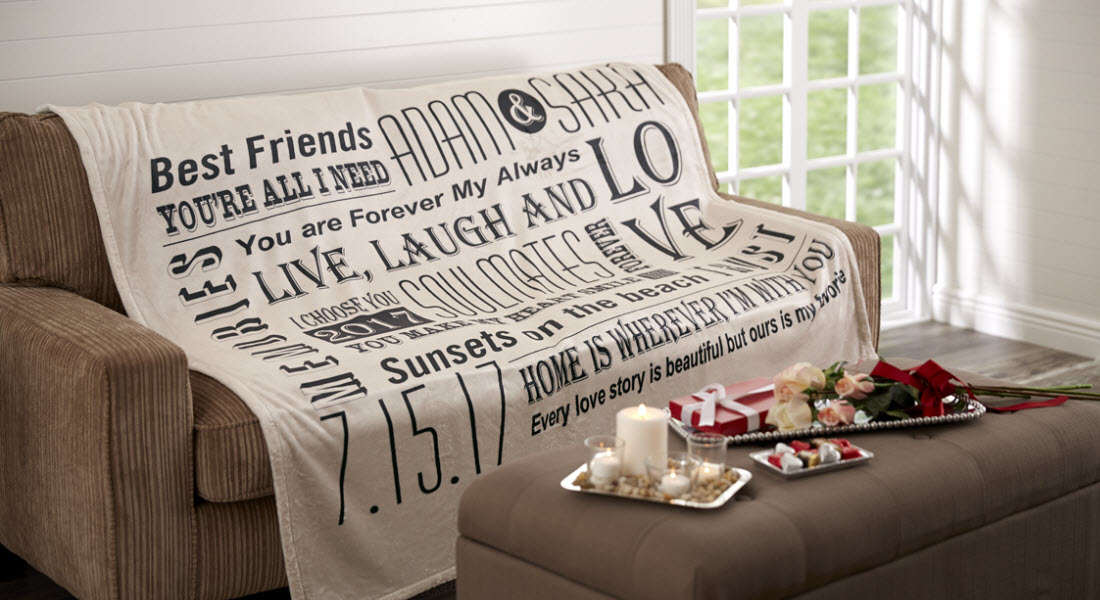 Personalized Blanket