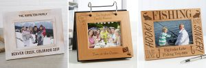 Vacation Picture Frames