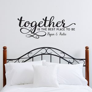Custom Wall Decal