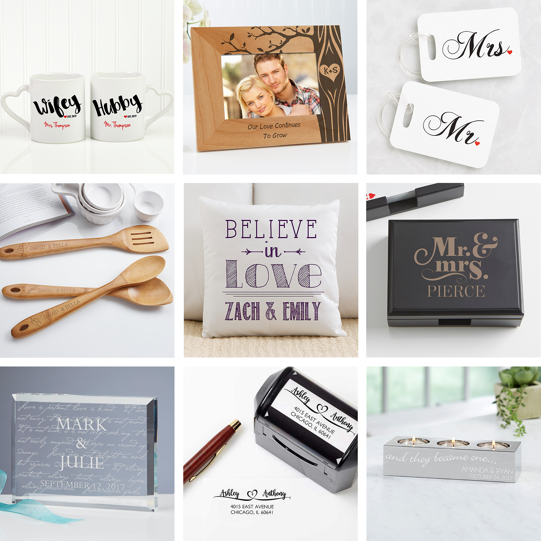 Engagement Gifts Under $25