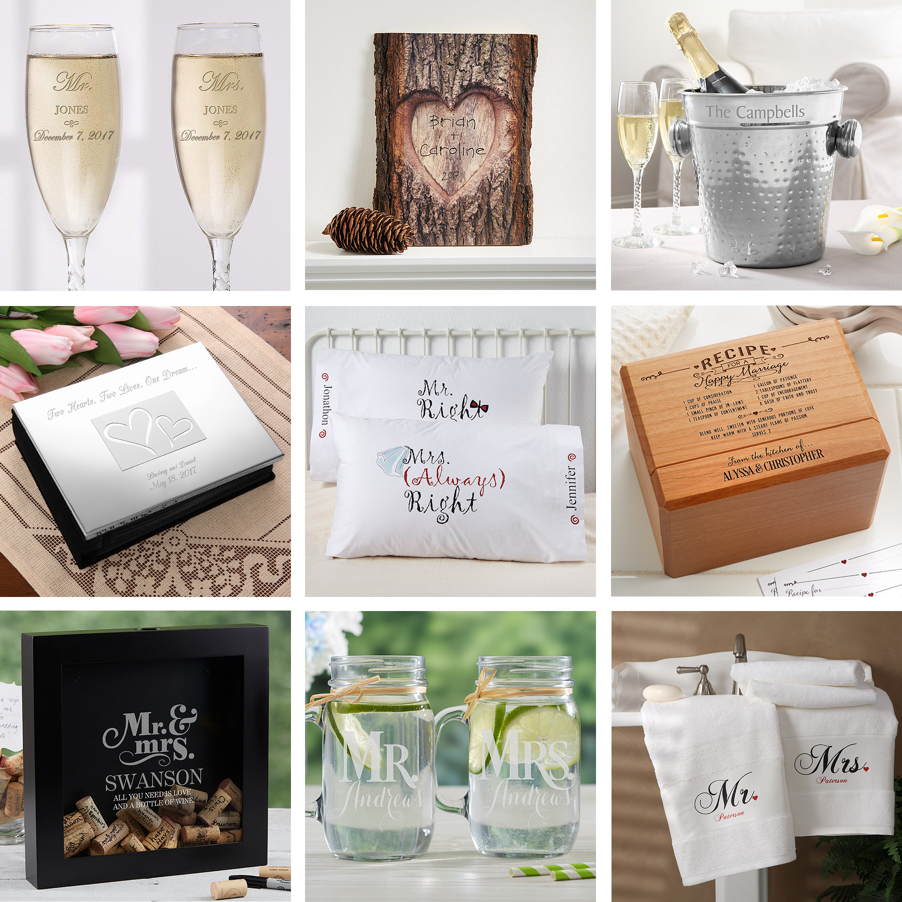Engagement Gifts Under $50