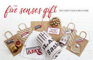 The Five Senses Gift