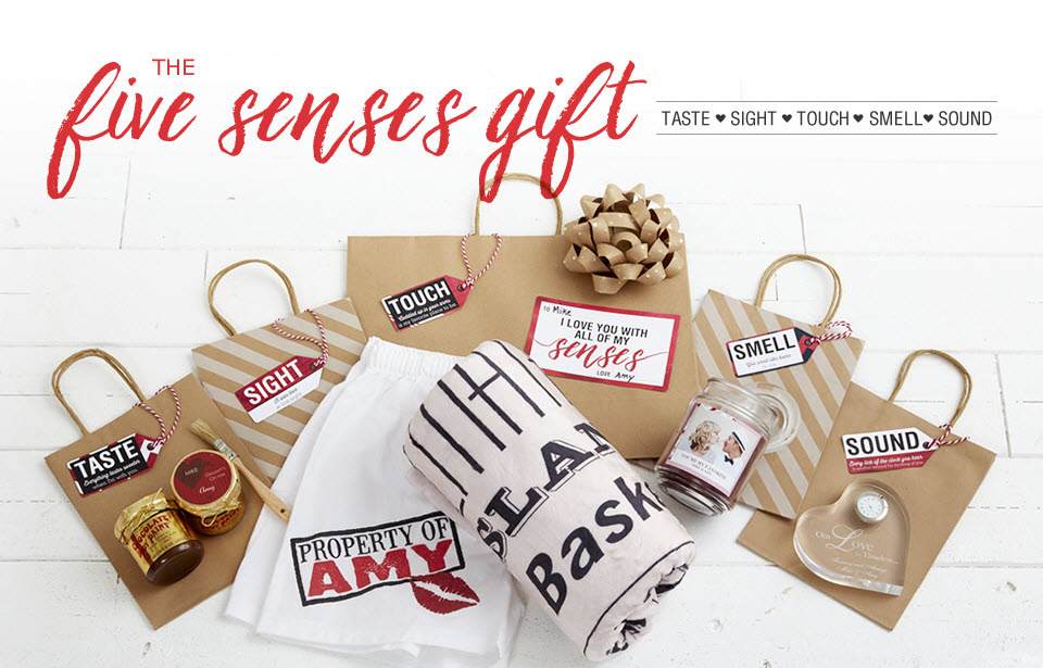 The Five Senses Gift