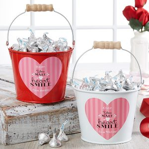 Valentine's Day Mini Bucket