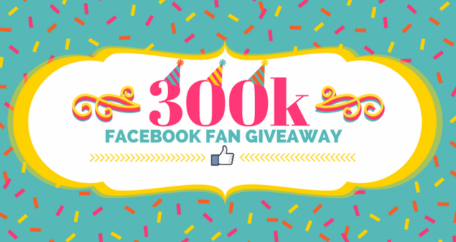 FB Fan Giveaway