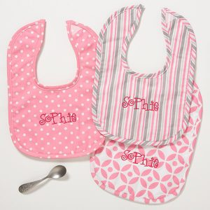 Personalized Baby Bibs