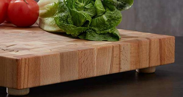 Custom Butcher Block Cutting Boards