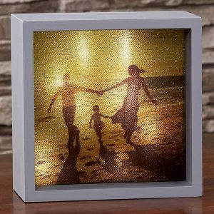 Photo LED Light Shadow Box