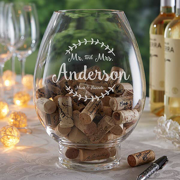 Wine Cork Wedding