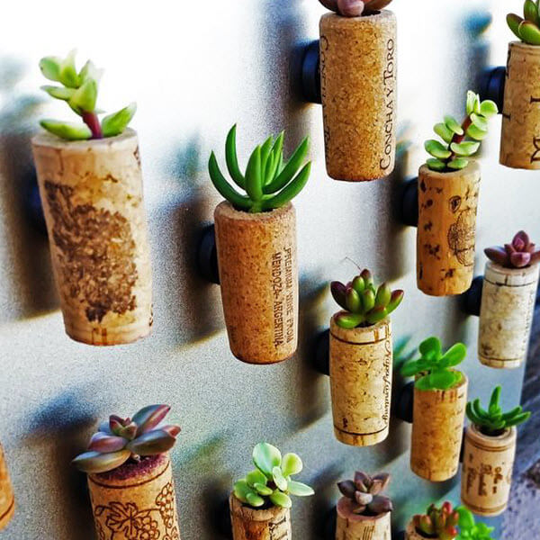 Wine Cork Wedding Favors - Ideas