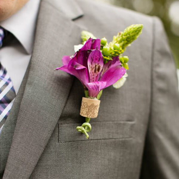 Real Weddings Cork: 7 Simple & Stunning Wine Cork Wedding DIY Ideas