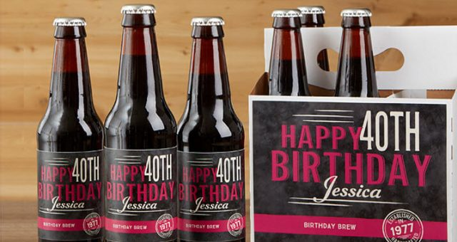 40 Birthday Gift Ideas
