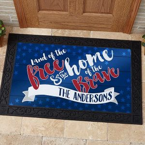 4th of July Gifts - Doormat