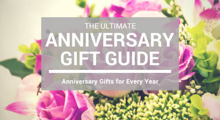 Wedding Anniversary Gifts by Year - A Guide
