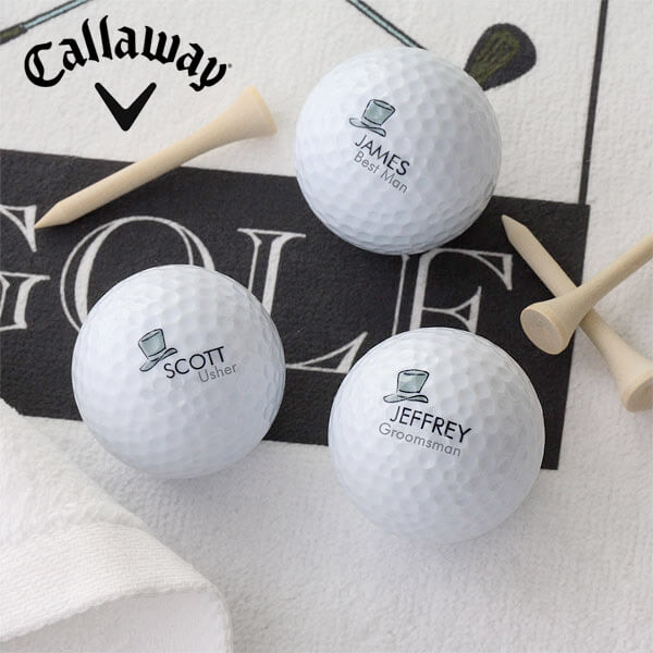 Groomsmen Gifts - Golf Gifts