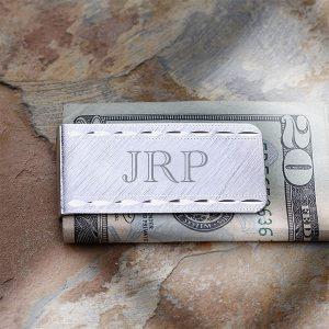 Groomsmen Gifts - Custom Money Clip