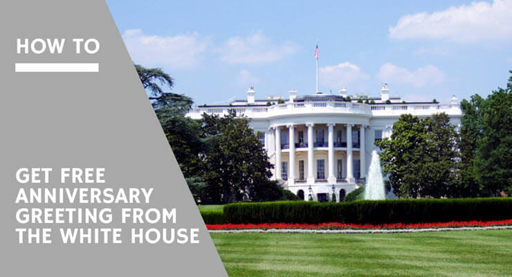 Free White House Greeting - How To