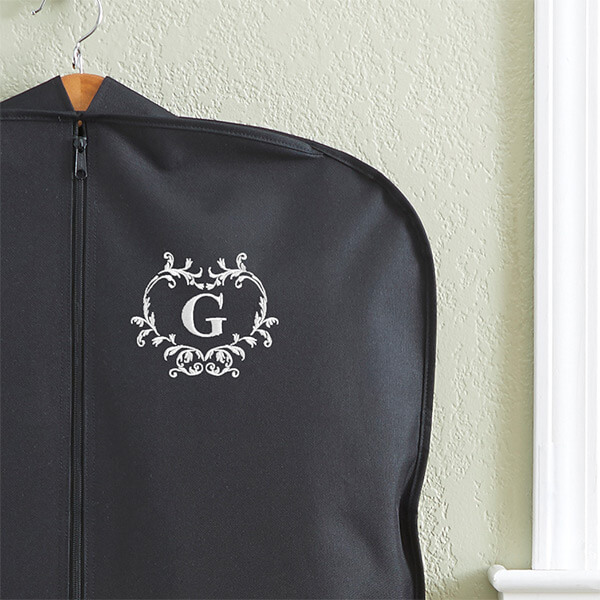 Custom Embroidered Garment Bag