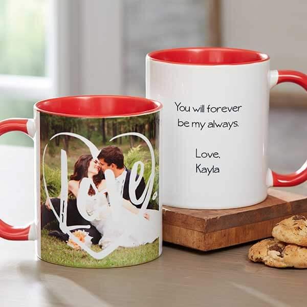 Photo Expressions Personalized Coffee Mug