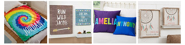 Personalized Kids Home Decor