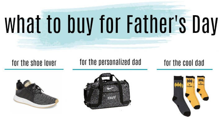 What To Buy For Fathers Day - Elly Brown