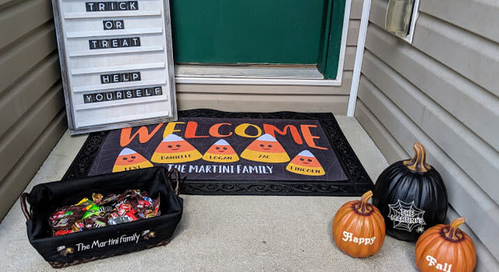 Fall Decorating Ideas From Bee-ing Mommy