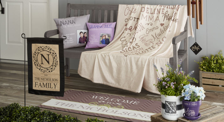 Personalized Home Decor For Outdoor