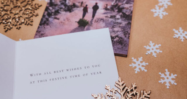 101 Holiday Card Messages