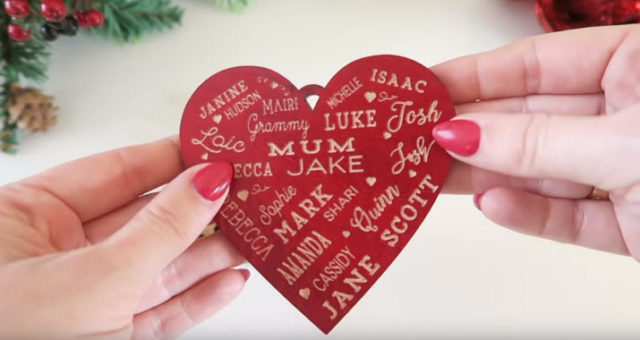 Christmas Ornament Gift Ideas