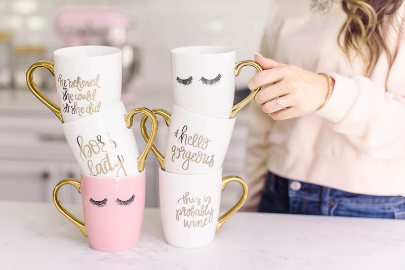 Sweet Water Decor Coffee Mugs