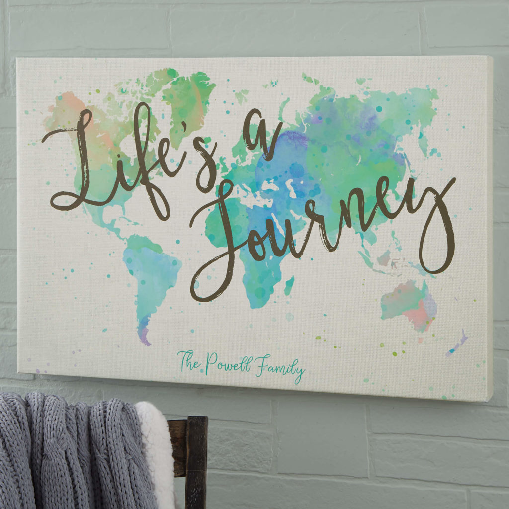 Adventure & Travel Nursery Decor - Wall Art