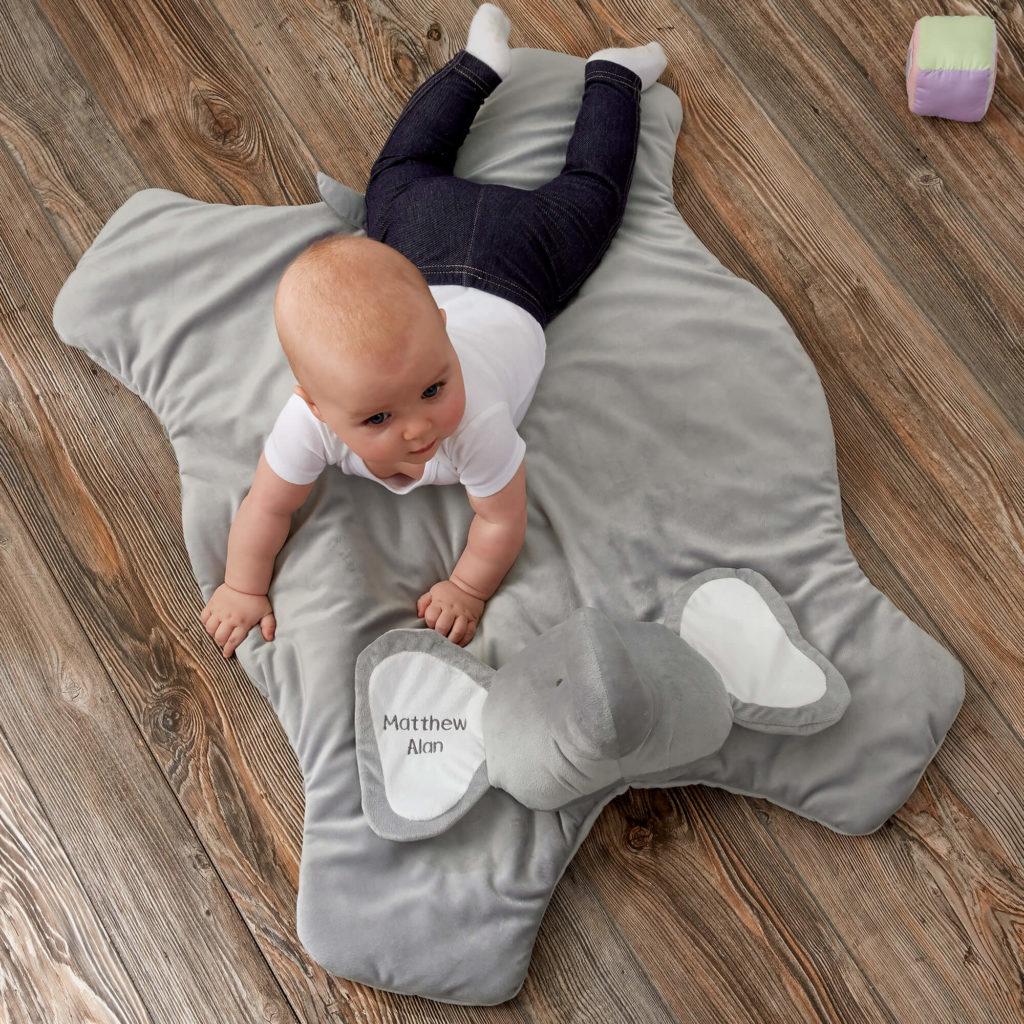 Elephant Nursery Decor - Playmat