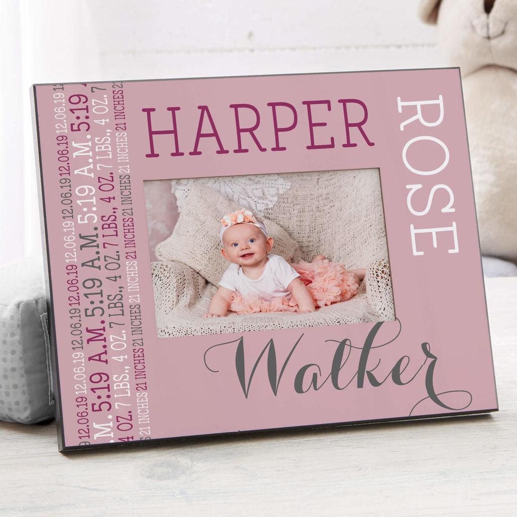 Nursery Decor Ideas - Custom Picture Frames