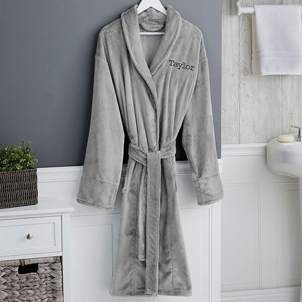 Singles Day Gift Ideas: Luxury Robe