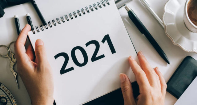 2021 New Years Resolutions - Tips & Advice