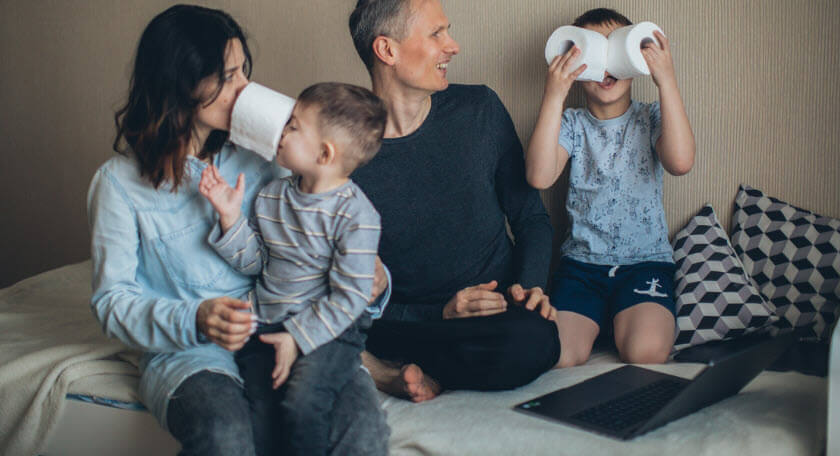 2020 Mother's Day At Home Ideas