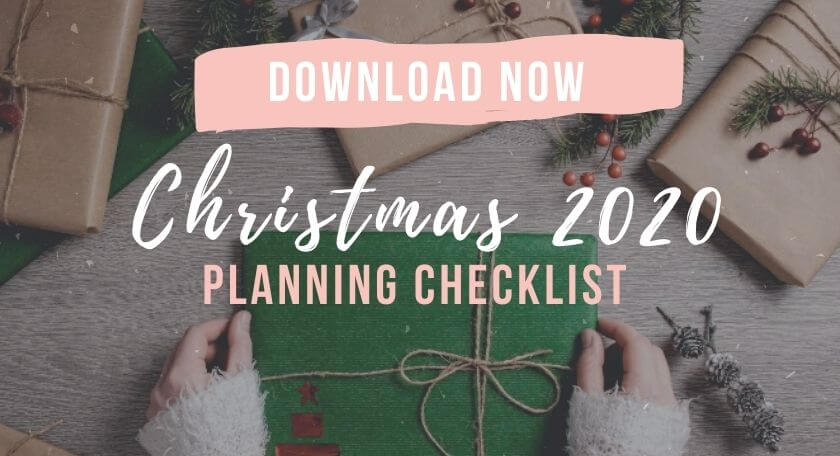 Download Christmas 2020 Checklist
