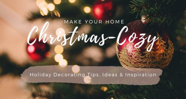 Holiday decorating Tips & Ideas