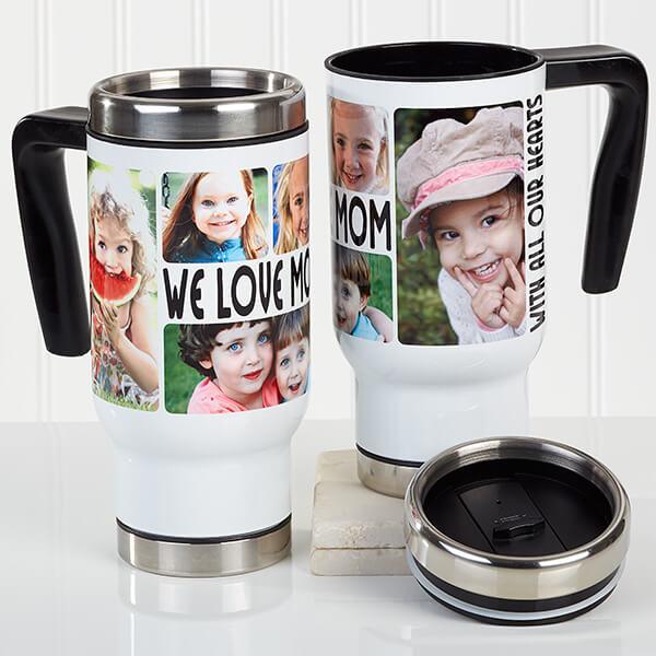 Custom Photo Mug for Mom