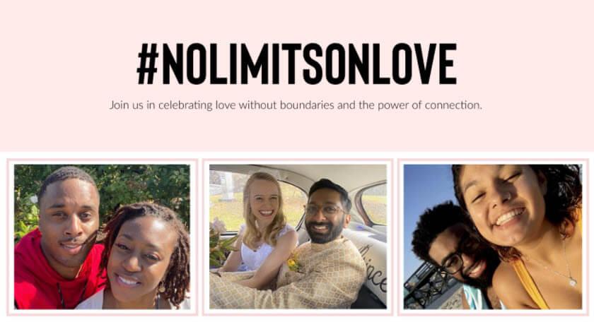 #nolimitsonlove